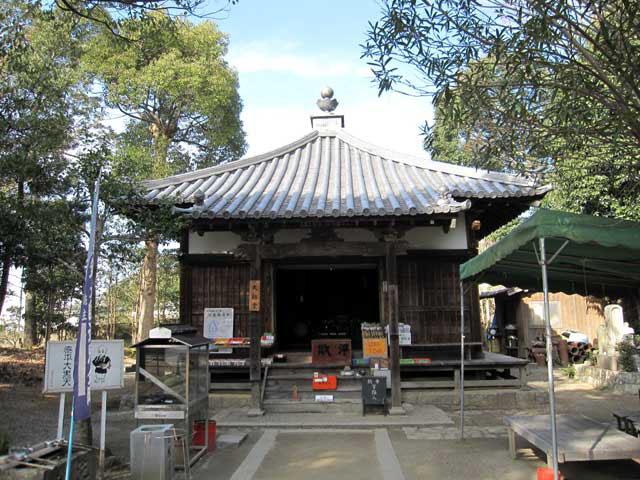 護摩堂(大師堂)