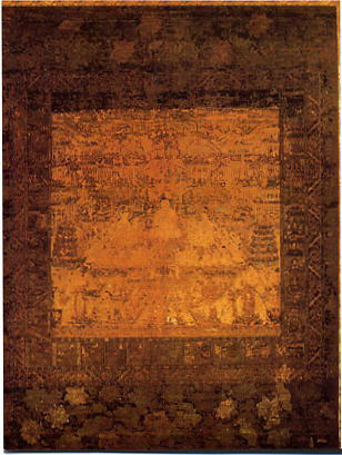 国宝重要文化財 法華曼荼羅図
